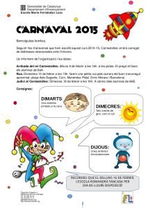 Carnestoltes 2015