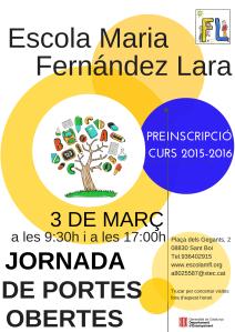 Escola Maria Fernández Lara