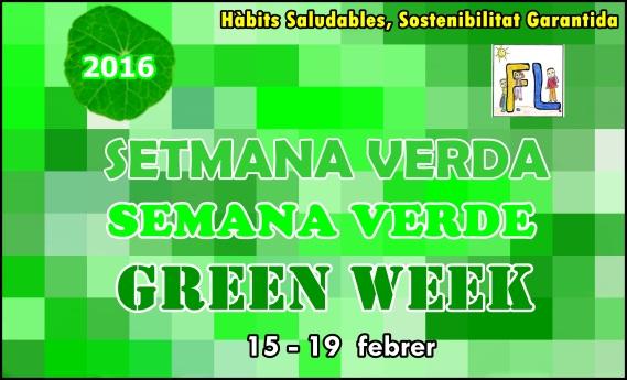 setmana verde