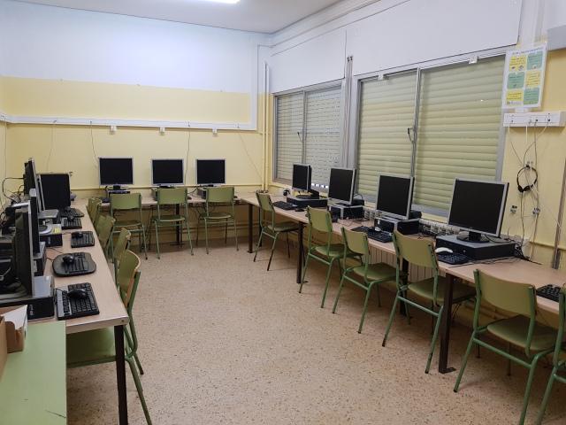 Aula informàtica 1