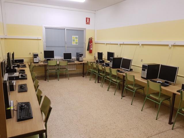 Aula informàtica 2