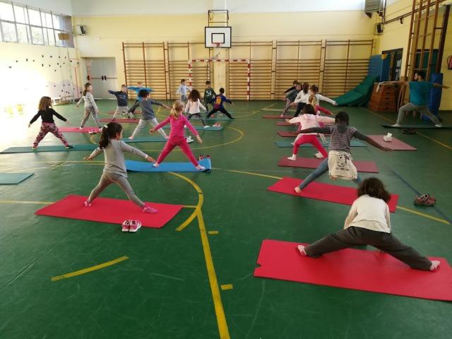 Gimnàs (ioga)